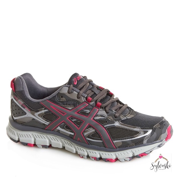 differently 10065 7d3fa 🆕 ASICS Gel Scram 3 Trail Womens Running Shoes Boutique